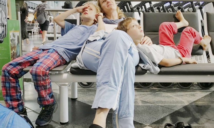 Reisen mit Kindern: Fluch oder Segen? - Gallery Slide #2